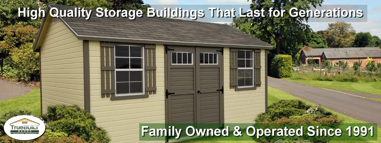 True Built Barns | Home